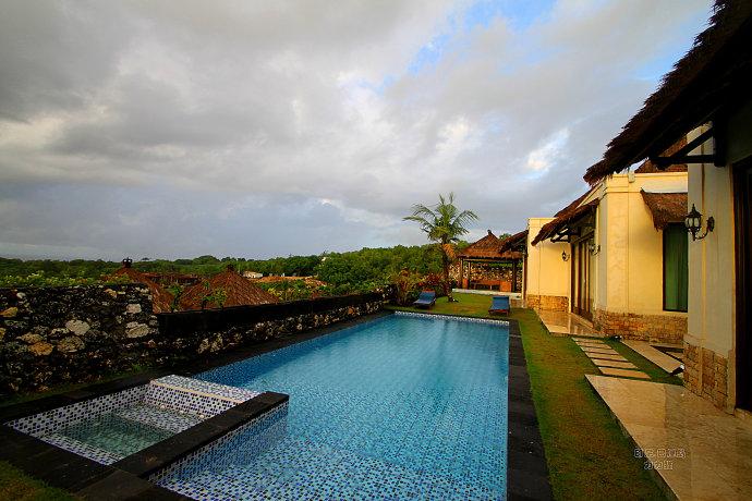 巴厘岛 海景别墅 旅游休闲 图片博客 杂谈