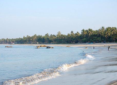 首页 缅甸旅游 缅甸海滨城市 威桑海滩